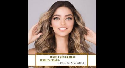 Señorita Cesar - Jennifer Salazar Sánchez