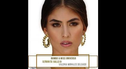 Señorita Valle - Valeria Morales Delgado.