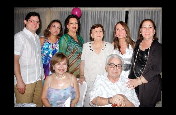 Cumpleaños de Miriam Piñeres