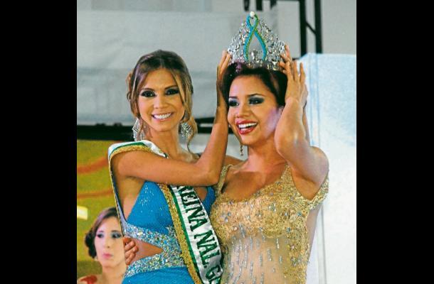 Jeymy Lizeth Silvestre Gámez, del Meta, Reina Nacional de la ganadería