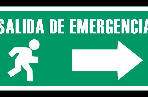 Salidas Emergencia Normativa Salidas de Emergencia de