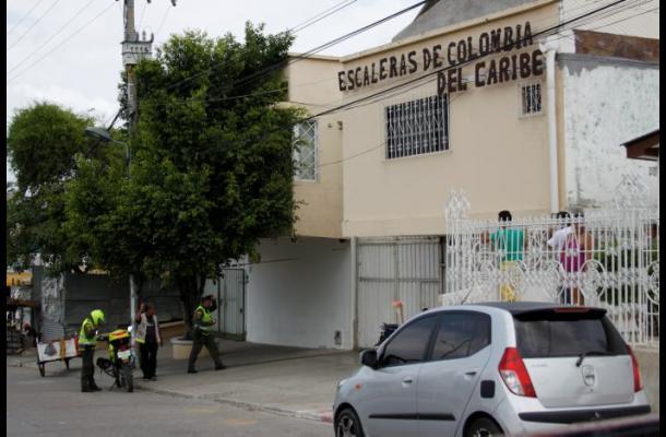 El miércoles, Martha Celis estaba dentro de su carro, en El Bosque, cuando un sujeto le dio un balazo letal en el cuello.