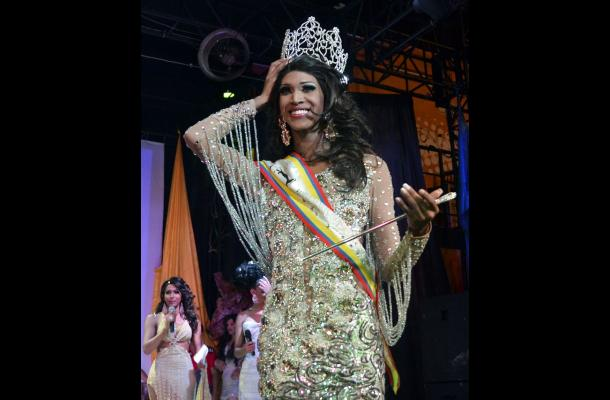 Miss San Andrés, Maria Cristina Richard