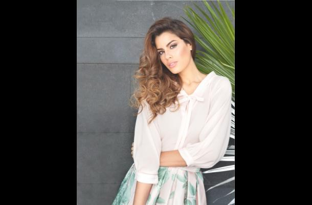 Ariadna Gutiérrez Arévalo, Señorita Colombia 2014-2015.