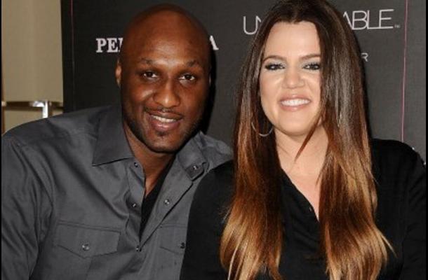 Lamar Odom, exesposo de Khloé Kardashian.