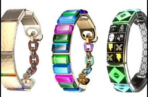 Lanzan nueva linea de pulseras que se comunican por bluetooth Pulseras
