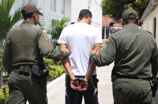 Alias Nicolás, capturado por triple crimen en San Fernando.