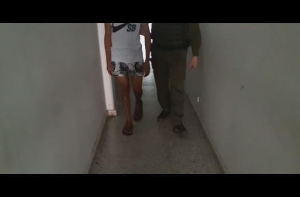 Alias 'el Coco' fue aprehendido por las autoridades.