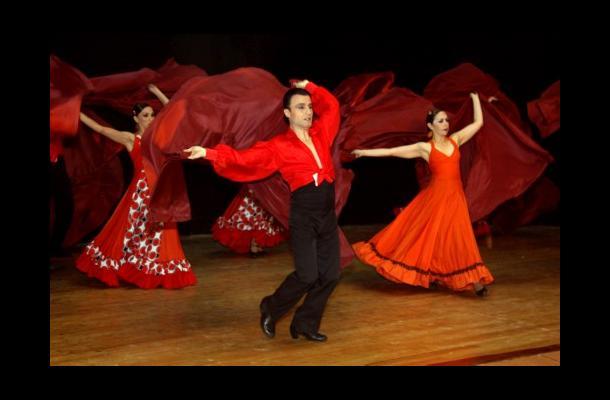 Ballet Tacón y Madera