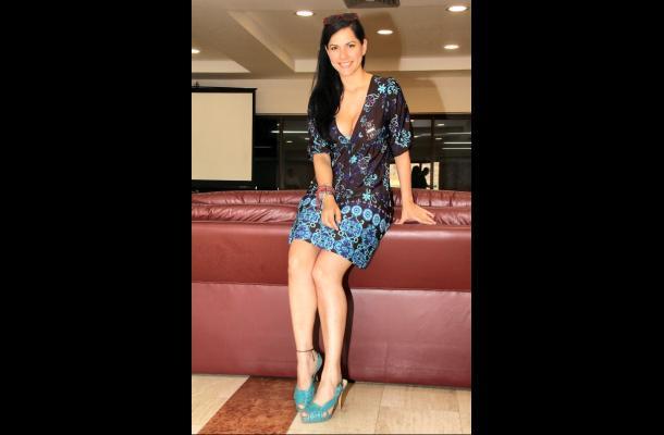 Actriz venezolana, Johanna Morales