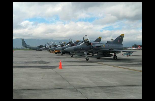 WEB Fuerza Aérea Colombiana