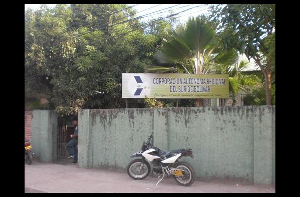 Sede de la Corporación Autónoma Regional del Sur de Bolívar (CBS)