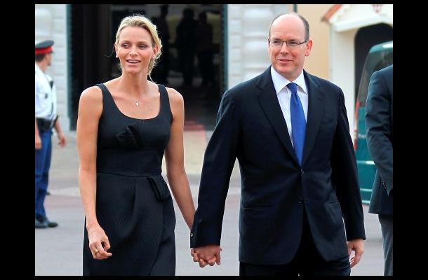 El príncipe Alberto de Mónaco y Charlene Wittstock se casan el sábado.