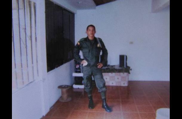Policía Colombiatón