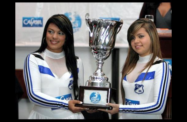 Copa Cafam podría ser avalada por la FIFA!!
