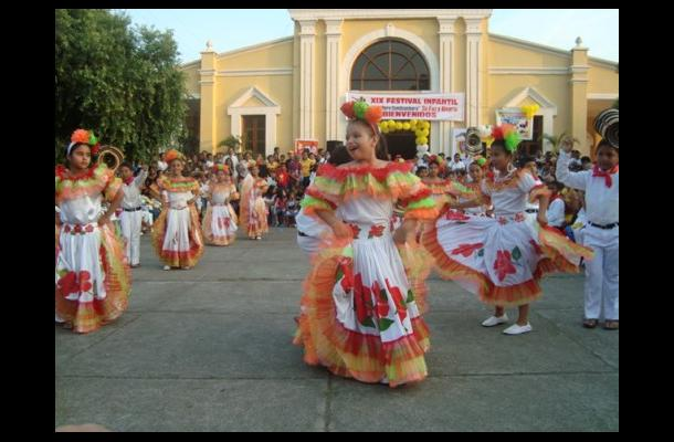 festival infantil de la cumbiamba