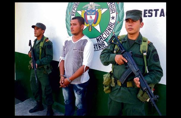 """José Iván Castañeda Morales, alias """"el Calvo"""", capturado"""