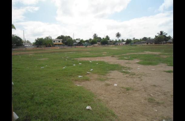 Serán 250 millones de pesos que el Iderbol invertirá en el estadio municipal.