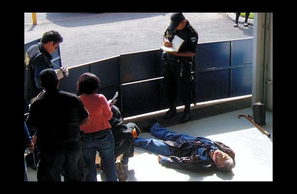 Facundo Cabral fue asesinado en una emboscada la madrugada del sábado cuando sic