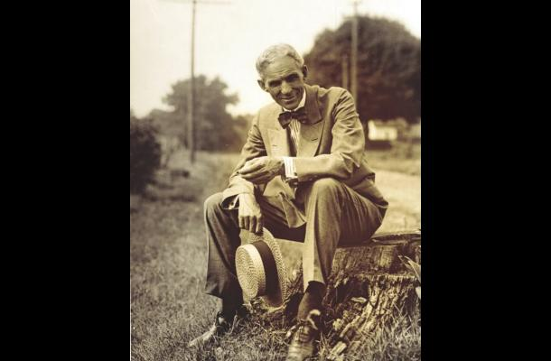 Henry Ford, el hombre que transformó la industria automotriz.
