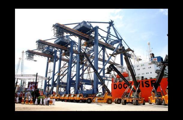 sector portuario y logístico