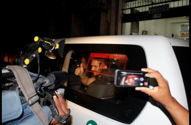 Juanes graba su último video en Cartagena