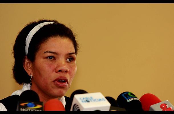 """Elda Neyis Mosquera, alias """"Karina"""""""