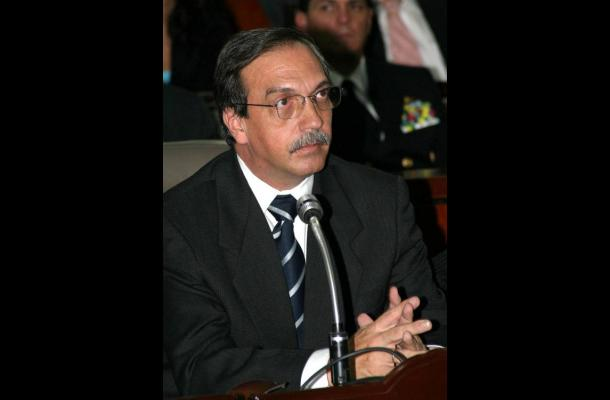 Luis Alfredo Ramos Botero, exgobernador de Antioquia.