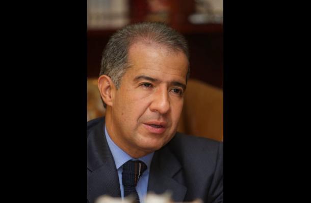El exfiscal Mario Iguarán Arana, defensor del estudiante Carlos Cárdenas.