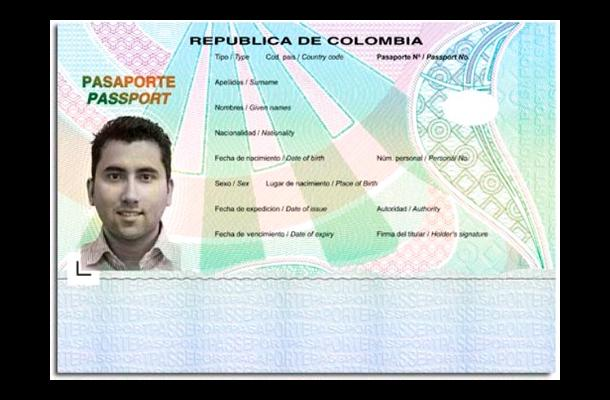 Nuevos Pasaporte de Lectura Mecánica