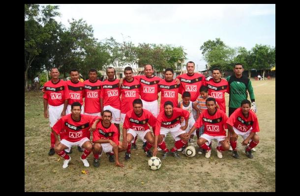 Deportivo Charo, uno de los finalistas en el torneo