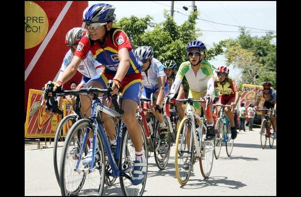 certamen organizado por la Liga de Ciclismo de Sucre.