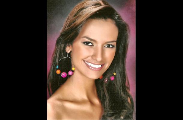 Señorita Magdalena: Melissa Varón Ballesteros