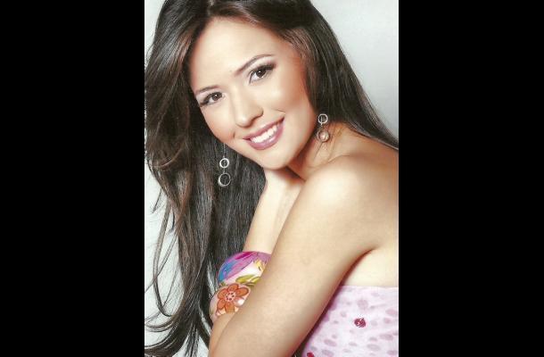 Señorita Norte De Santander: Mayra Alejandra Osorio Chávez