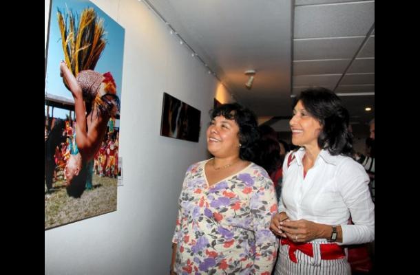aspirante a la alcaldía de Cartagena, Silvana Giaimo