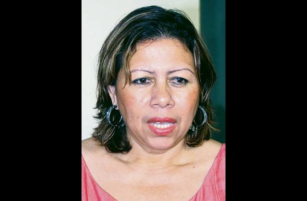 Lesvia Montalvo, directora regional del ICBF.