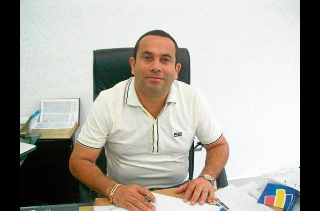 Félix Gutiérrez Córdoba, alcalde de Buenavista.