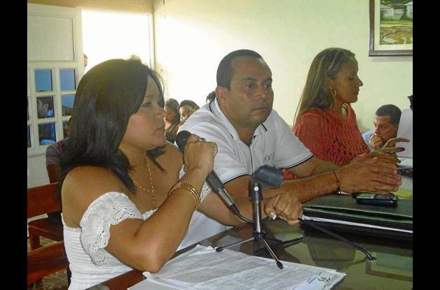 Arleth Álvarez Tuirán, nueva Personera de Buenavista