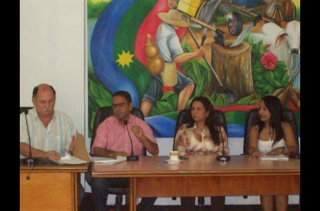 El Concejo de Planeta Rica dio facultades al alcalde