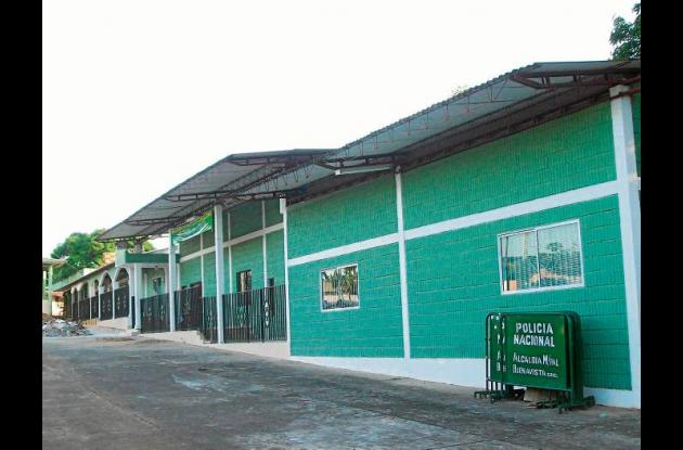 nueva sede administrativa de la Alcaldía de Buenavista.