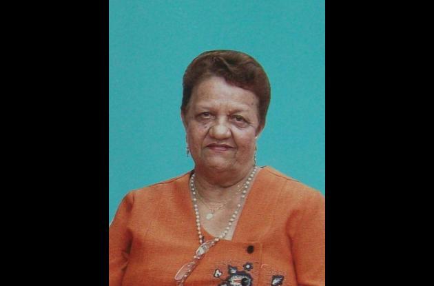 Concepción Navarro, ha sido objeto de muchos reconocimientos a nivel local y reg
