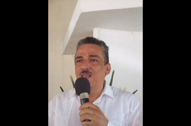 Rubén Tamayo Espitia, alcalde de Planeta Rica.