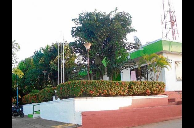 en la antigua sede de la administración funcionan oficinas de programas sociales