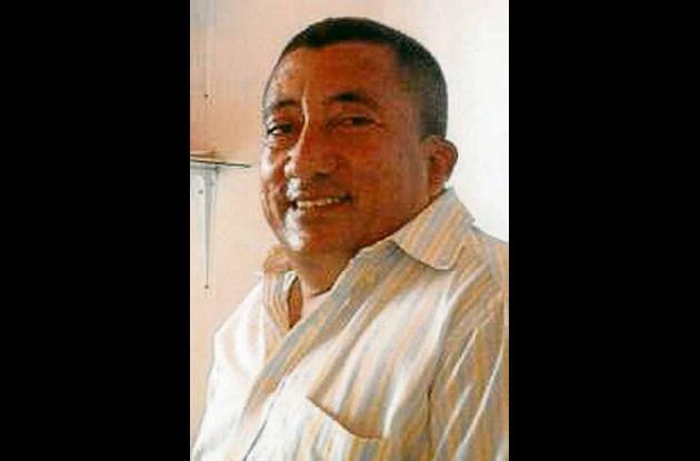 Joaquín Díaz Sánchez, gerente de Cooaguas.