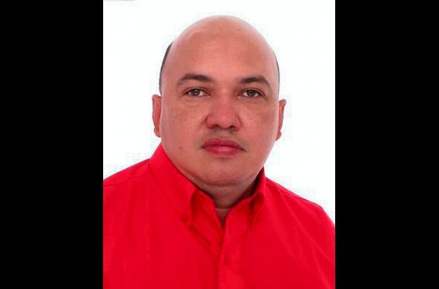 Fabio Paternina, candidato Liberal a la Alcaldía de Ayapel.