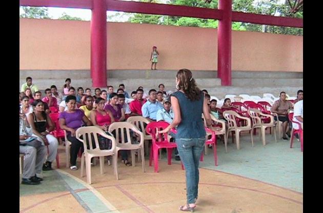 comunidad de Pueblo Nuevo