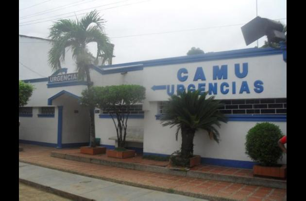 Camu de Pueblo Nuevo