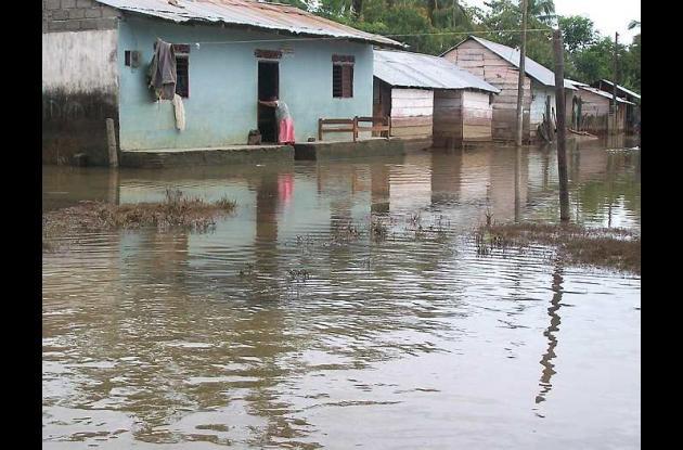 Damnificados del invierno en Buenavista dicen que ayudas llegaron incompletas
