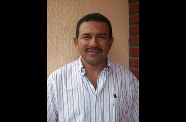 Fidel Mercado González, candidato a la Alcaldía de Pueblo Nuevo.