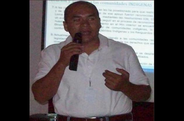 exsecretario de Gobierno Luis Oyola Contreras